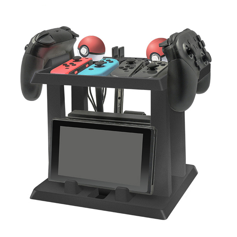 Multi-Function Storage Bracket for Nintendo Switch
